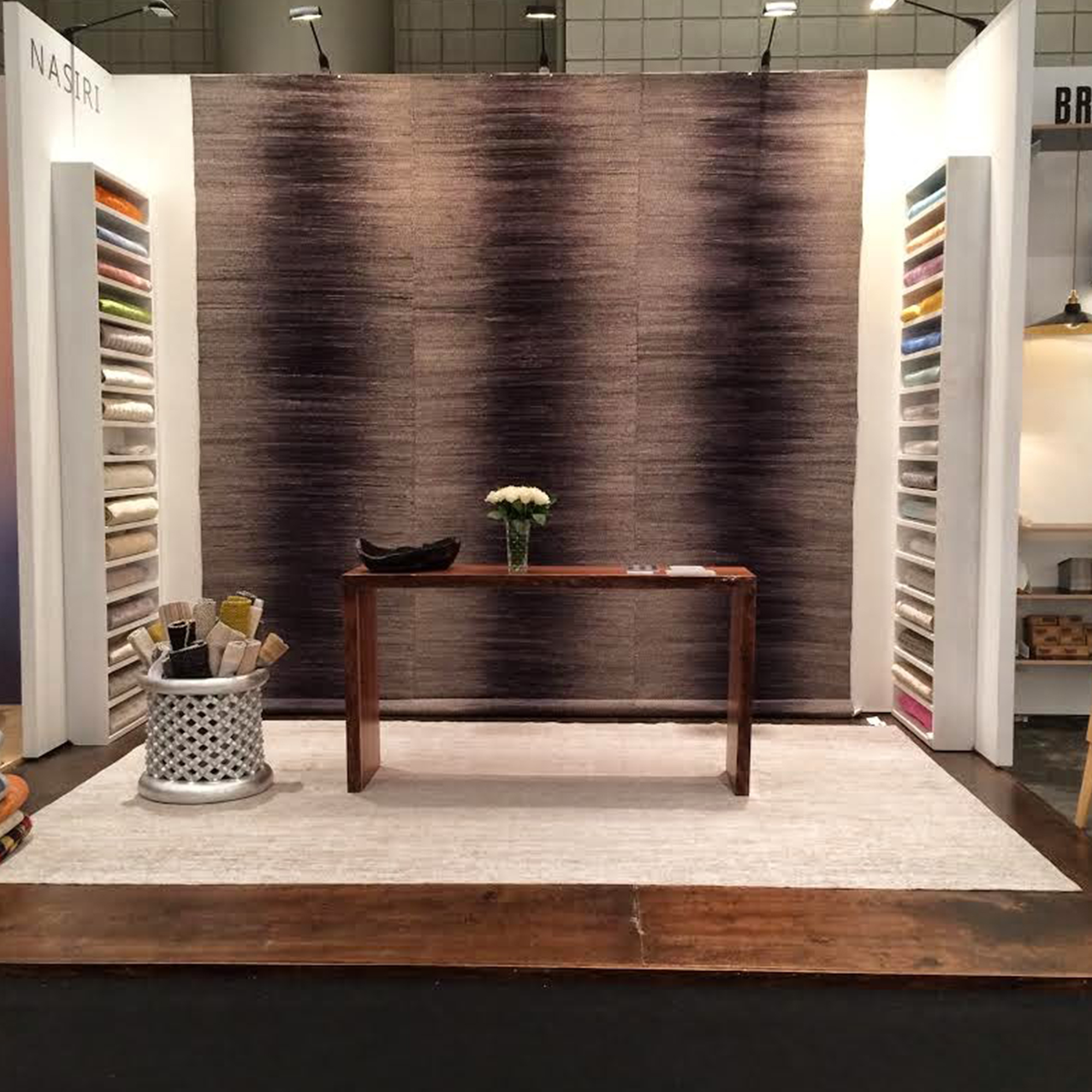 Nasiri Collection Featured in ICFF 2014 Show